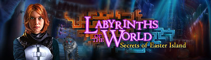 Labyrinths of the World: Secrets of Easter Island screenshot