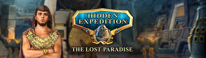 Hidden Expedition: The Lost Paradise screenshot