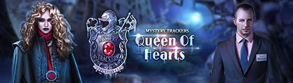 Mystery Trackers: Queen of Hearts screenshot
