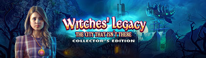Witches' Legacy: The City That Isn't There Collector's Edition screenshot