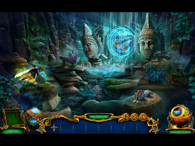 Labyrinths of the World: Secrets of Easter Island Collector's Edition large screenshot