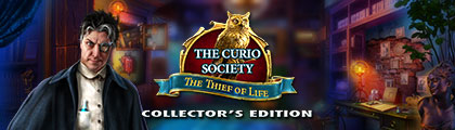 The Curio Society: The Thief of Life Collector's Edition screenshot