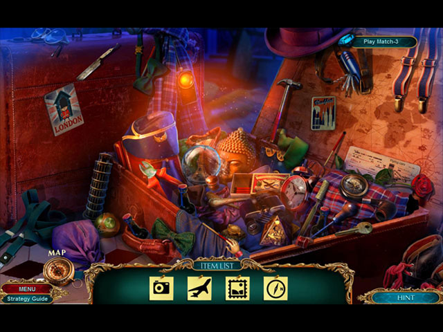 The Curio Society: The Thief of Life Collector's Edition large screenshot
