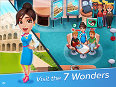 Amber's Airline - 7 Wonders thumb 1
