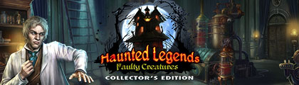 Haunted Legends: Faulty Creatures Collector's Edition screenshot