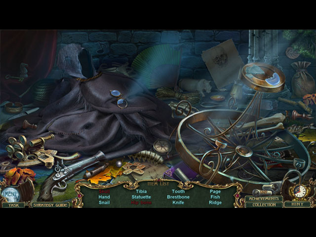 Haunted Legends: Faulty Creatures Collector's Edition large screenshot