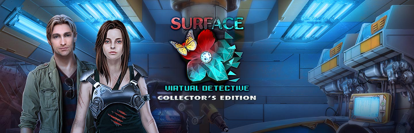 image for Surface: Virtual Detective Collector's Edition