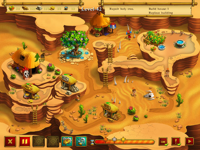 Tales of Inca - Lost Land large screenshot