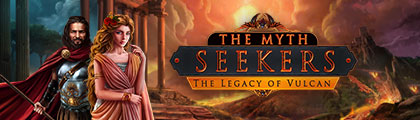The Myth Seekers - The Legacy of Vulcan screenshot