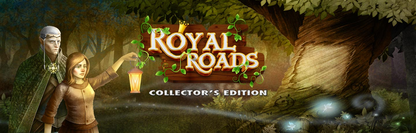 Royal Roads - Collector's Edition