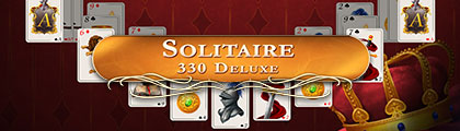 Solitaire 330 Deluxe screenshot