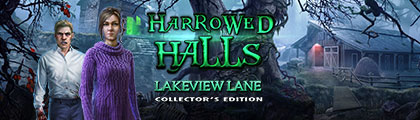 Harrowed Halls: Lakeview Lane Collector's Edition screenshot