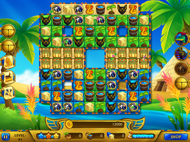 Legends of Egypt - Pharaohs Garden large screenshot