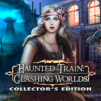 image for Haunted Train: Clashing Worlds Collector's Edition