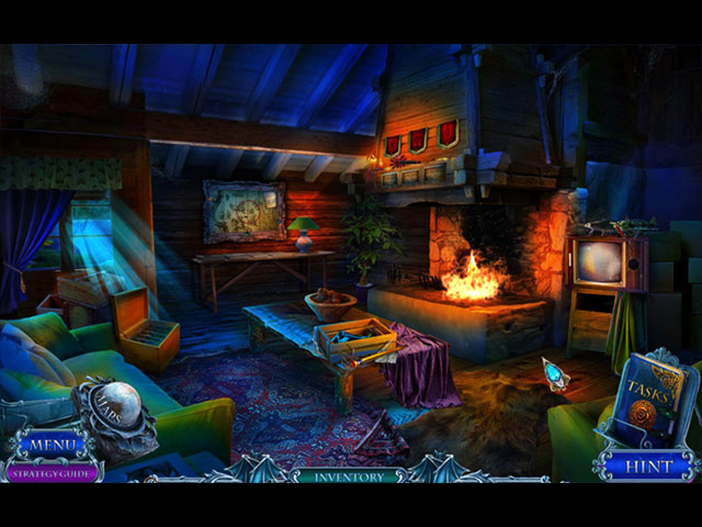 Mystery Tales: Eye of the Fire Collector's Edition large screenshot