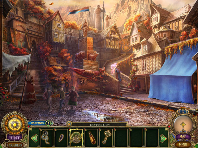Dark Parables: The Thief and the Tinderbox Collector's Edition large screenshot