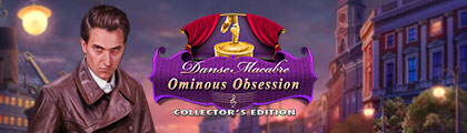 Danse Macabre: Ominous Obsession Collector's Edition screenshot