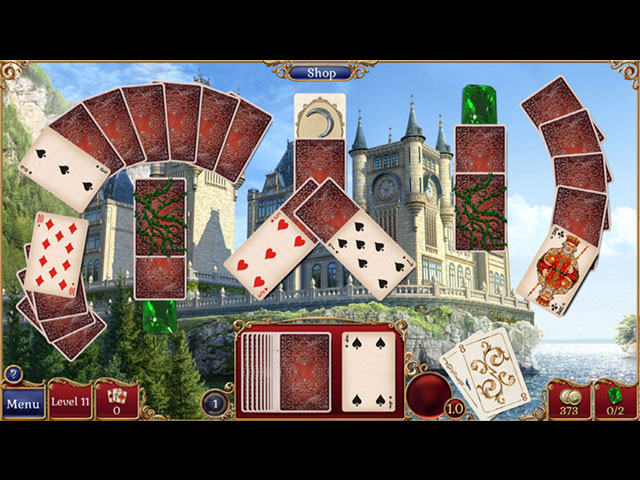 Jewel Match Solitaire 2 - Collector's Edition large screenshot