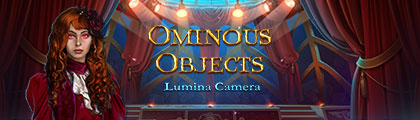 Ominous Objects: Lumina Camera screenshot