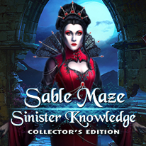 image for Sable Maze: Sinister Knowledge Collector's Edition