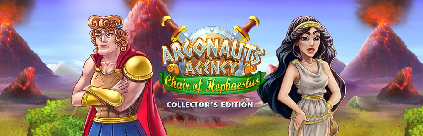 Argonauts - Chair of Hephaestus Collectors Edition