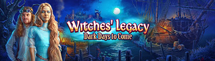 Witches' Legacy: Dark Days to Come screenshot