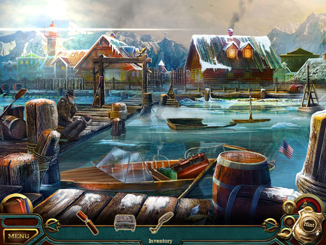 Dead Reckoning: Snowbird's Creek Collector's Edition large screenshot