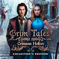 image for Grim Tales: Crimson Hollow Collector's Edition