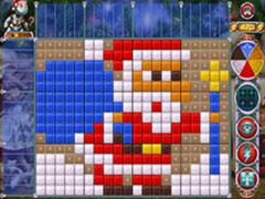 Rainbow Mosaics 10: Christmas Helper thumb 3