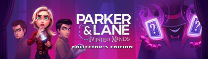 Parker & Lane - Twisted Minds: Collector's Edition screenshot