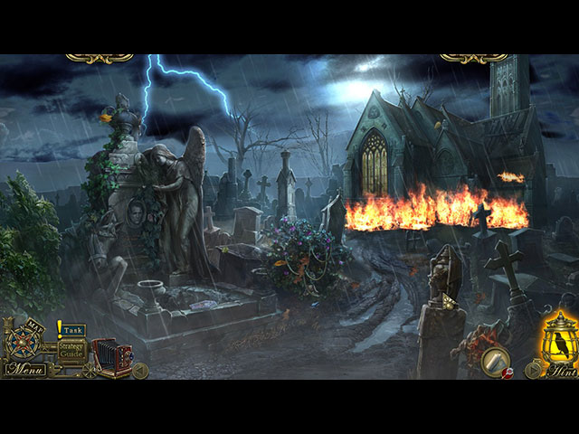 Dark Tales: Edgar Allan Poe's Metzengerstein large screenshot