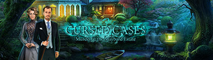 Cursed Cases: Murder at the Maybard Estate screenshot