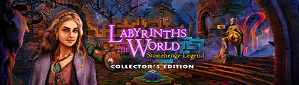Labyrinths of the World: Stonehenge Legend Collector's Edition screenshot