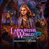 image for Labyrinths of the World: Stonehenge Legend Collector's Edition