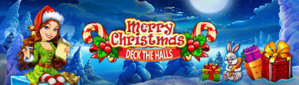 Merry Christmas: Deck the Halls screenshot