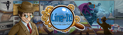 Line-It! Case of the Stolen Past screenshot
