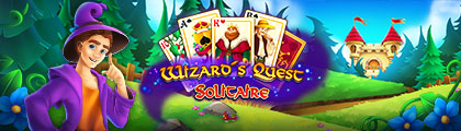 Wizards Quest Solitaire screenshot