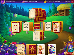 Wizards Quest Solitaire thumb 3
