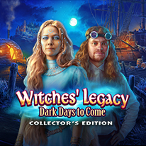 image for Witches' Legacy: Dark Days to Come Collector's Edition