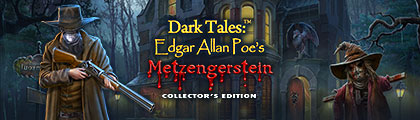 Dark Tales: Edgar Allan Poe's Metzengerstein Collector's Edition screenshot