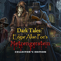 image for Dark Tales: Edgar Allan Poe's Metzengerstein Collector's Edition