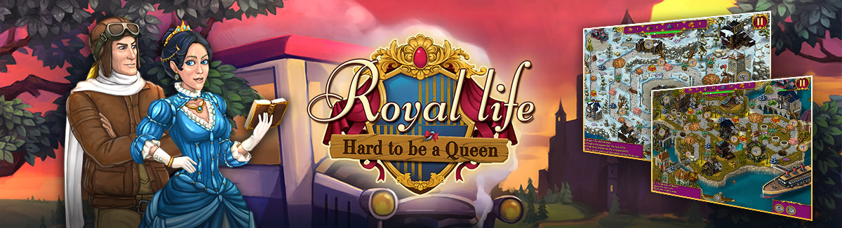 Royal Life: Hard to be a Queen