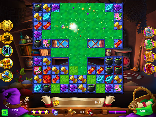 Wizards Quest - Adventure in the Kingdom large screenshot
