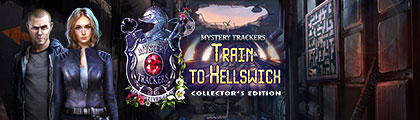 Mystery Trackers: Train to Hellswich Collector's Edition screenshot