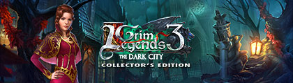 Grim Legends 3: The Dark City Collector's Edition screenshot
