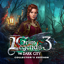 image for Grim Legends 3: The Dark City Collector's Edition