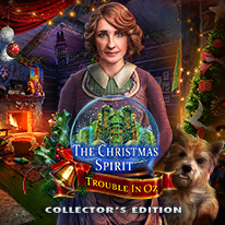 image for The Christmas Spirit: Trouble in Oz Collector's Edition