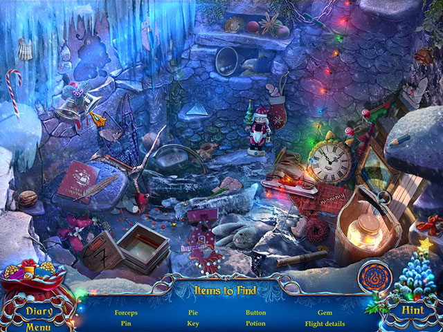 Yuletide Legends: Frozen Hearts Collector's Edition large screenshot