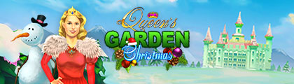 Queen's Garden Christmas screenshot