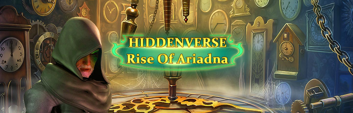 Hiddenverse: Rise Of Ariadna